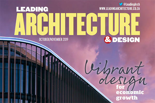Leading Architecture & Design article Nov 2019